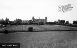 Belmont, The Belmont Hospital c.1955