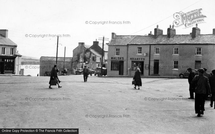 Photo of Belmullet, The Diamond c.1950