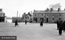 Belmullet, The Diamond c.1950