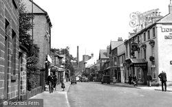 Belper, Bridge Street c.1950