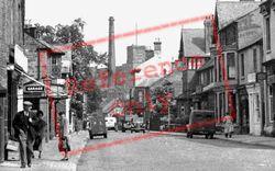 Bridge Street c.1950, Belper