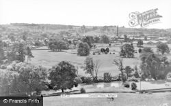 Belper, General View c.1955