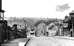 Belper, High Pavement c.1950