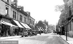 Belper, King Street 1951