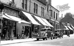 King Street 1951, Belper
