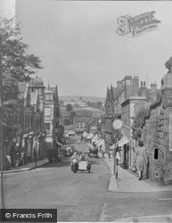 King Street c.1950, Belper