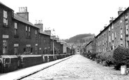 Belper, Long Row c1955