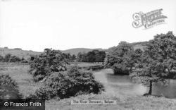 River Derwent c.1950, Belper