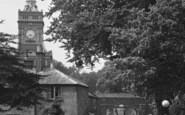 Belper, The Jubilee Clock Tower c.1950