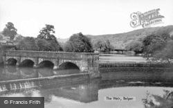 The Weir c.1950, Belper