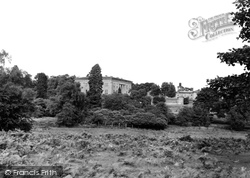 The Hall And Stables c.1955, Belsay