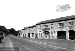 The Village c.1955, Belsay