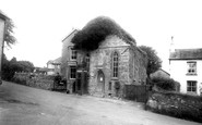 Belstone, Post Office c1960