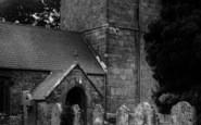 Belstone, St Mary's Church c.1960