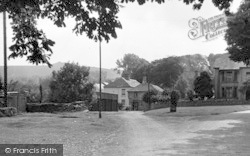 Belstone, The Village c.1955