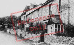 The Village c.1960, Belstone