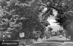 Reculver Road c.1955, Beltinge