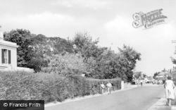 Beltinge, Reculver Road c.1955