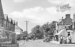 Beltinge, The Village c.1950
