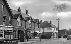 The Village c.1955, Beltinge