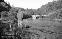 Cupola Bridge And River Allen c.1960, Beltingham