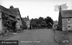 The Village c.1955, Beltingham