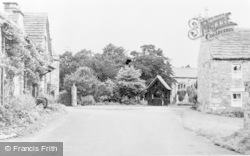 Beltingham, The Village c.1955