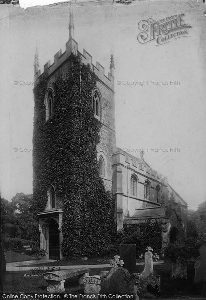 Photo of Belton, All Saints Church 1890