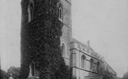Belton, All Saints Church 1890