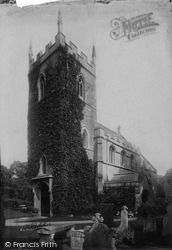Belton, All Saints Church 1890