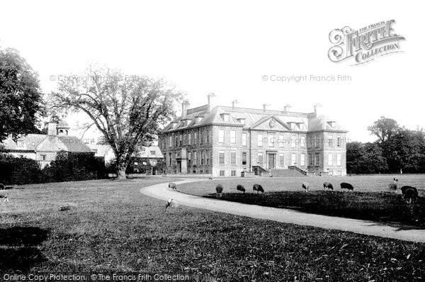 Photo of Belton, Belton House 1890