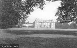 Belton, Belton House 1890