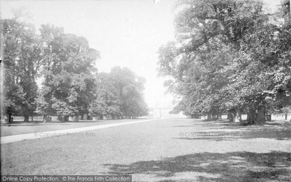 Photo of Belton, Belton House 1893