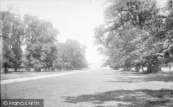 Belton, Belton House 1893
