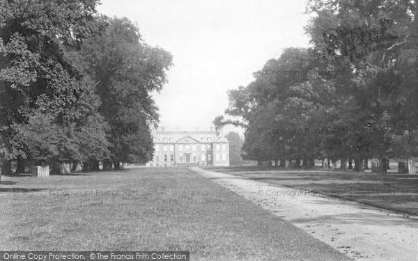 Photo of Belton, Belton House 1904