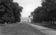 Belton, Belton House 1904