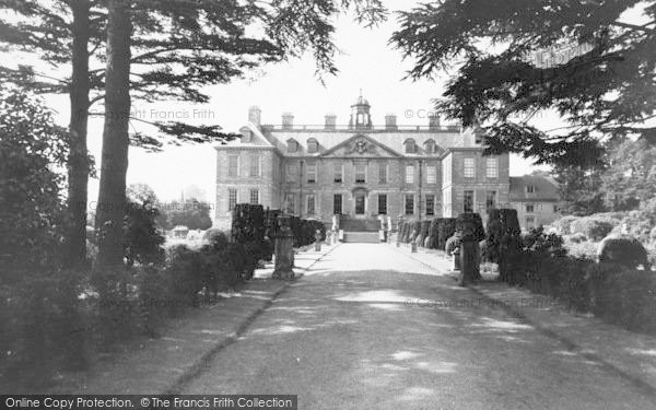 Photo of Belton, Belton House c.1955