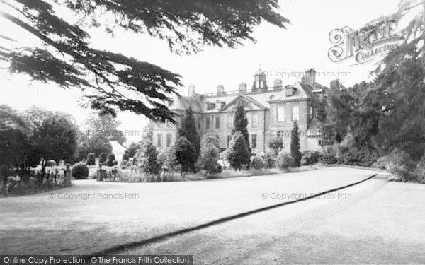 Photo of Belton, Belton House c.1955