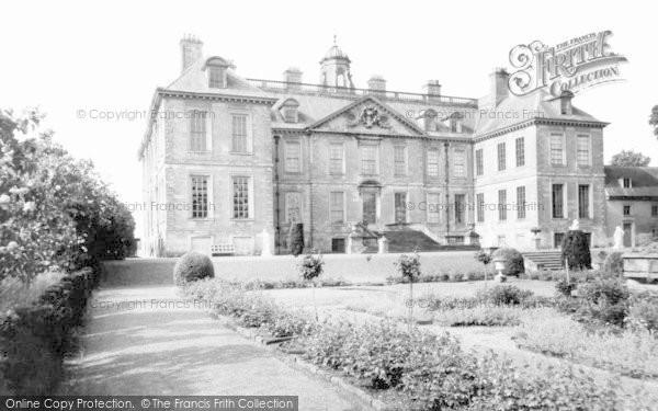 Photo of Belton, Belton House c.1960