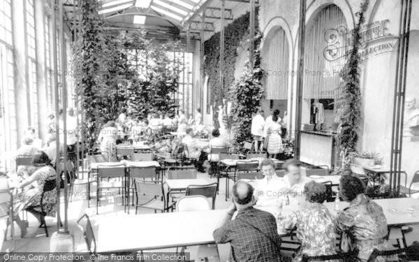 Photo of Belton, Belton House, Orangery Restaurant c.1960