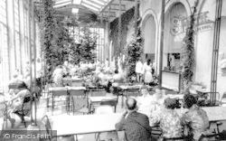 Belton, Belton House, Orangery Restaurant c.1960