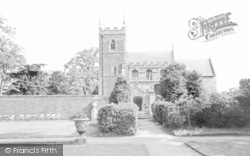 Belton, Belton House, The Church c.1960