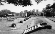 Belton, Belton House, The Orangery c.1955