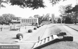 Belton, Belton House, The Orangery c.1955