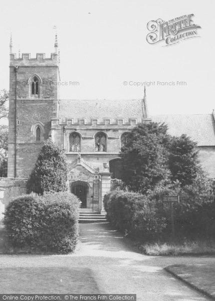 Photo of Belton, House, The Church c.1960