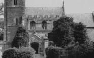 Belton, House, The Church c.1960