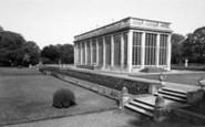 Belton, The Orangery, Belton House c.1955
