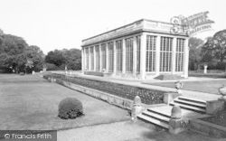 Belton, The Orangery, Belton House c.1955