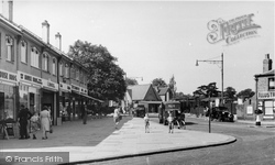 Albert Road c.1950, Belvedere