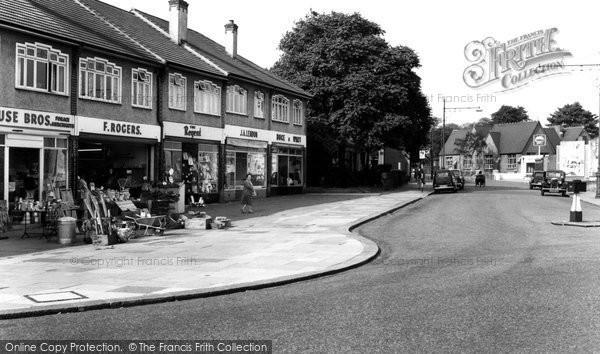 Belvedere, Albert Road c.1955